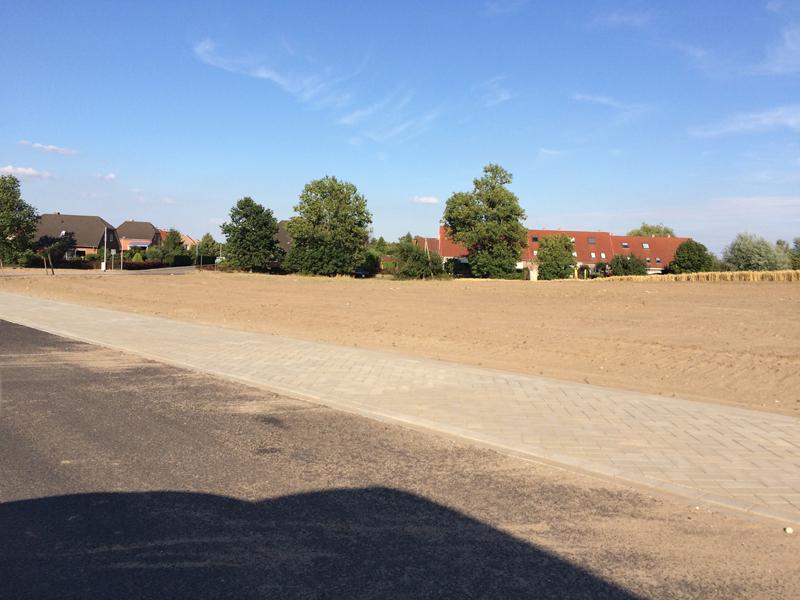 Grundstück am 22.07.2015