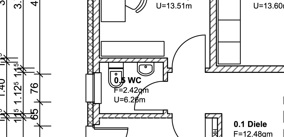 1. Entwurf der Architektin - PrimaHaus