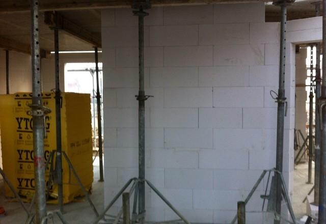 Deckenplatte - Flur / Arbeitszimmer