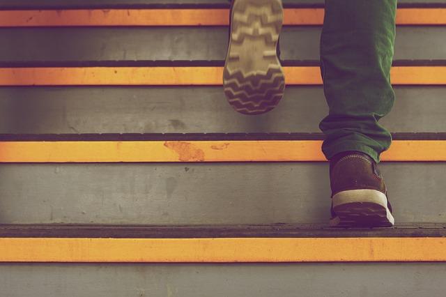 Innentreppe von Treppenbau Plath