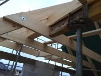 Dachstuhl - Kehlbalken / Dachgeschoss