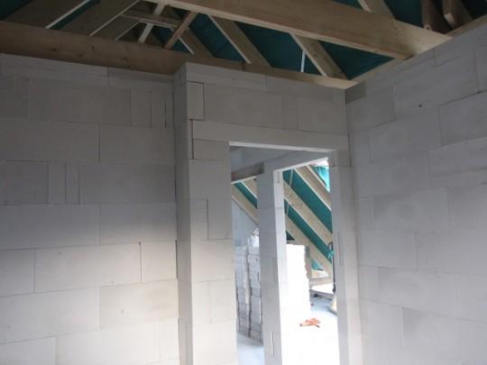 Innenwand - Schlafzimmer
