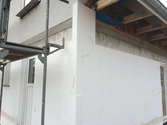 Außendämmung / Fassade