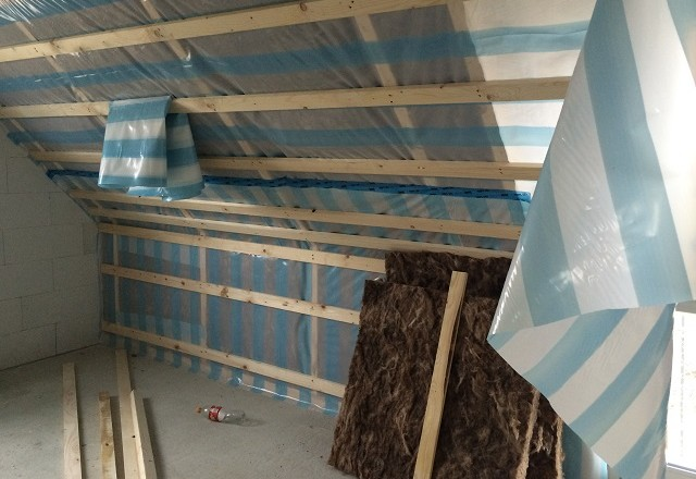 trockenbau im dachgeschoss alle haus henrik. Black Bedroom Furniture Sets. Home Design Ideas