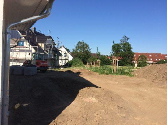 Aussenanlagen / Profilierung - Garten