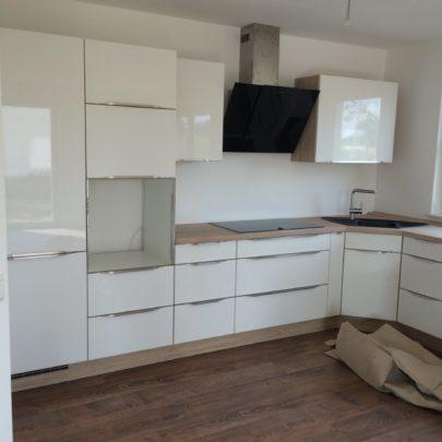 Küche fertiggestellt - 14.06.2016