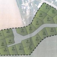 Panentwurf / Reservierung Grundstück